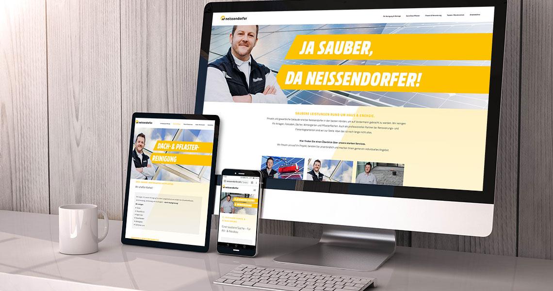 Webdesign Agentur Niederbayern