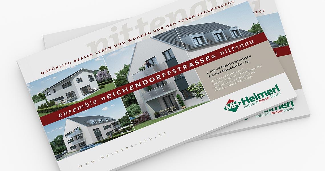 Broschüre - Design - SoundsLikeMedia